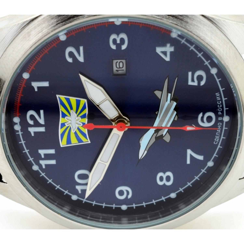 С2861340-2115-09 российские мужские кварцевые наручные часы Спецназ С2861340-2115-09