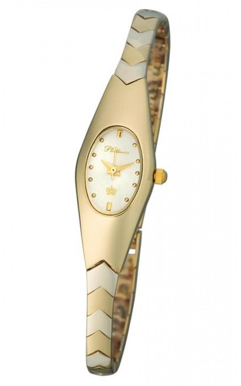 78580.401 российские серебрянные женские кварцевые наручные часы Platinor