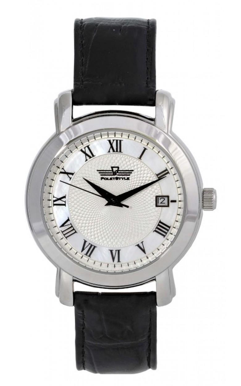8215/5191175 российские мужские механические наручные часы Полёт-Стиль  8215/5191175