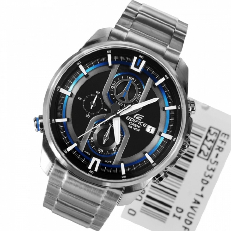 EFR-533D-1A японские мужские кварцевые наручные часы Casio