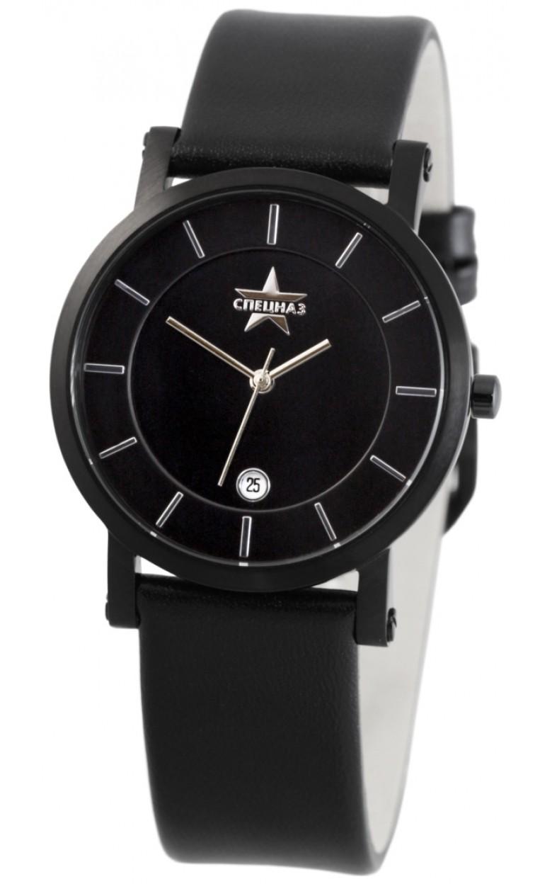 """С2734307-GM10-05 российские мужские кварцевые наручные часы Спецназ """"Атака""""  С2734307-GM10-05"""