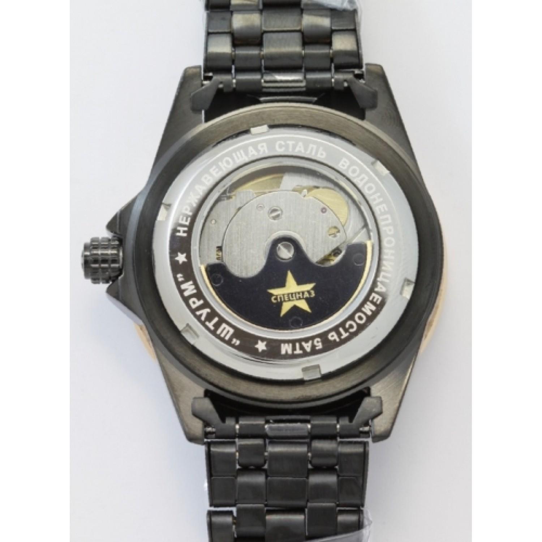 """С8281211-1612 российские военные механические наручные часы Спецназ """"Штурм"""" для мужчин  С8281211-1612"""