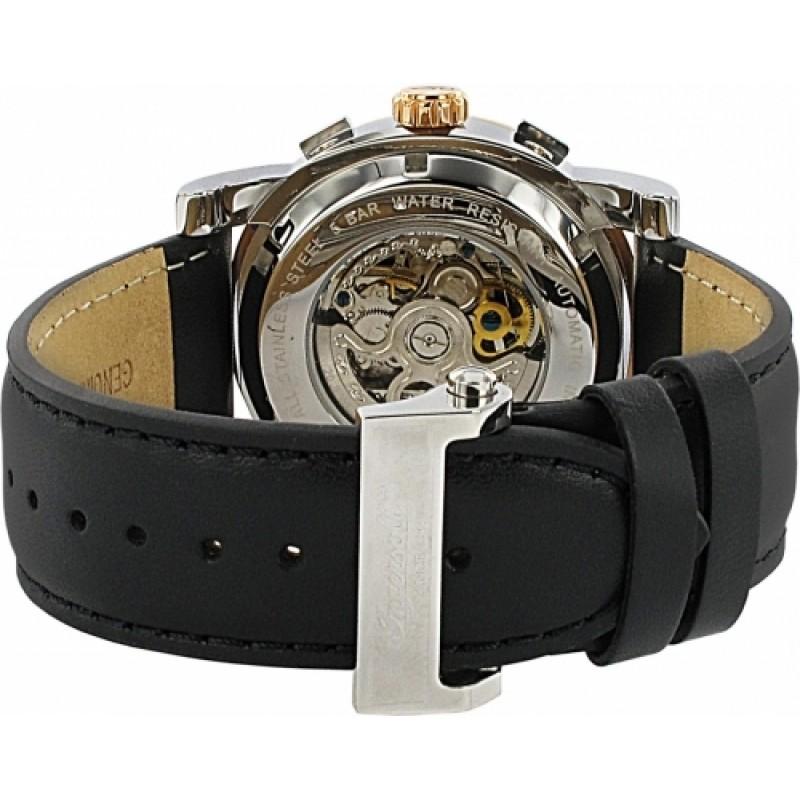 "IN1621WH  механические наручные часы Ingersoll ""Mechanical Watches"" для мужчин  IN1621WH"