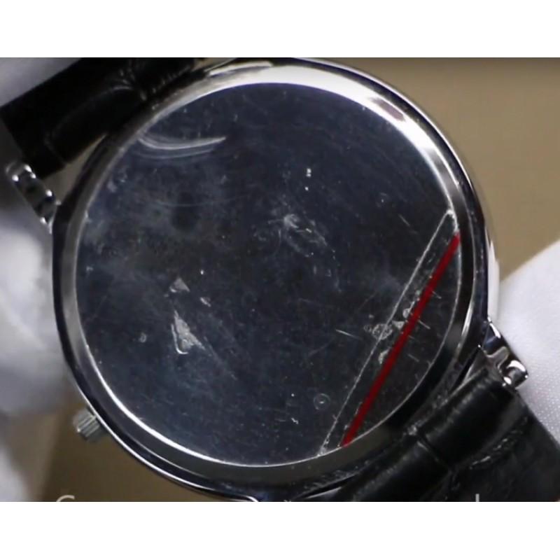 """1011527/1L22  кварцевые часы Слава """"Патриот"""" логотип Герб РФ  1011527/1L22"""