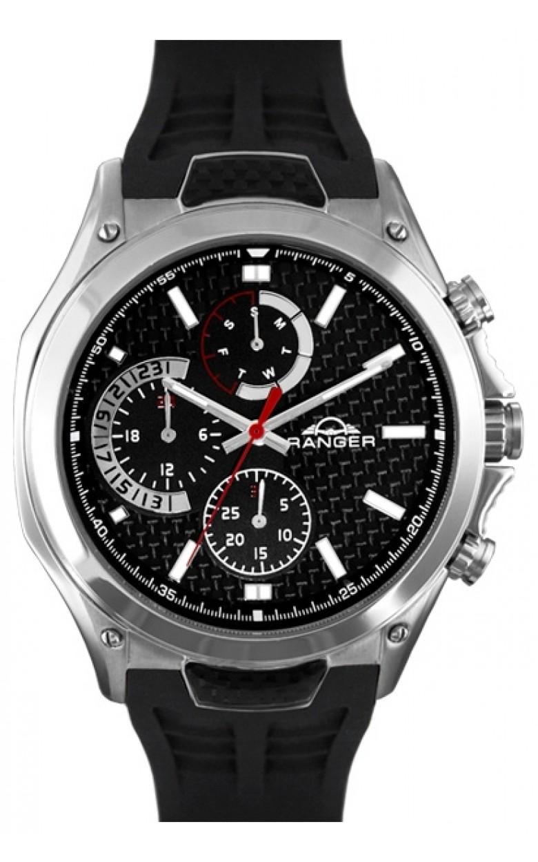 10090285 российские кварцевые наручные часы Ranger для мужчин  10090285