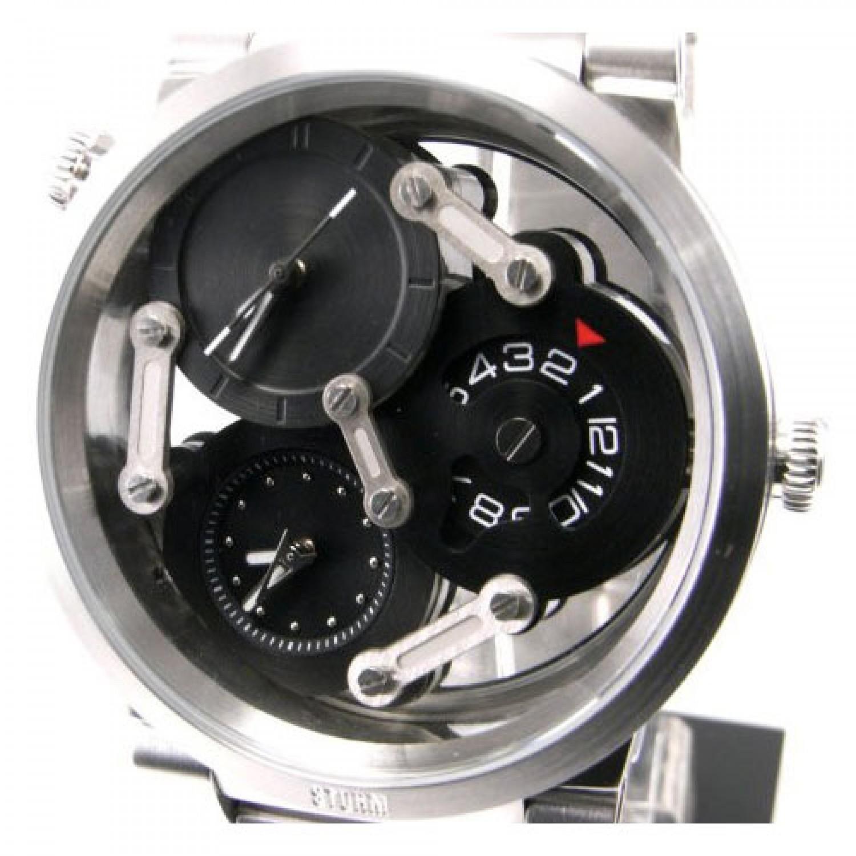 47236/BK  мужские кварцевые наручные часы Storm