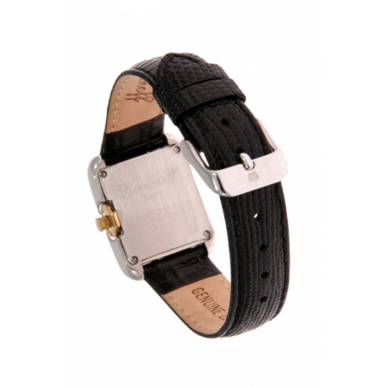 10375T/TA3BL российские женские кварцевые часы Romanoff  10375T/TA3BL
