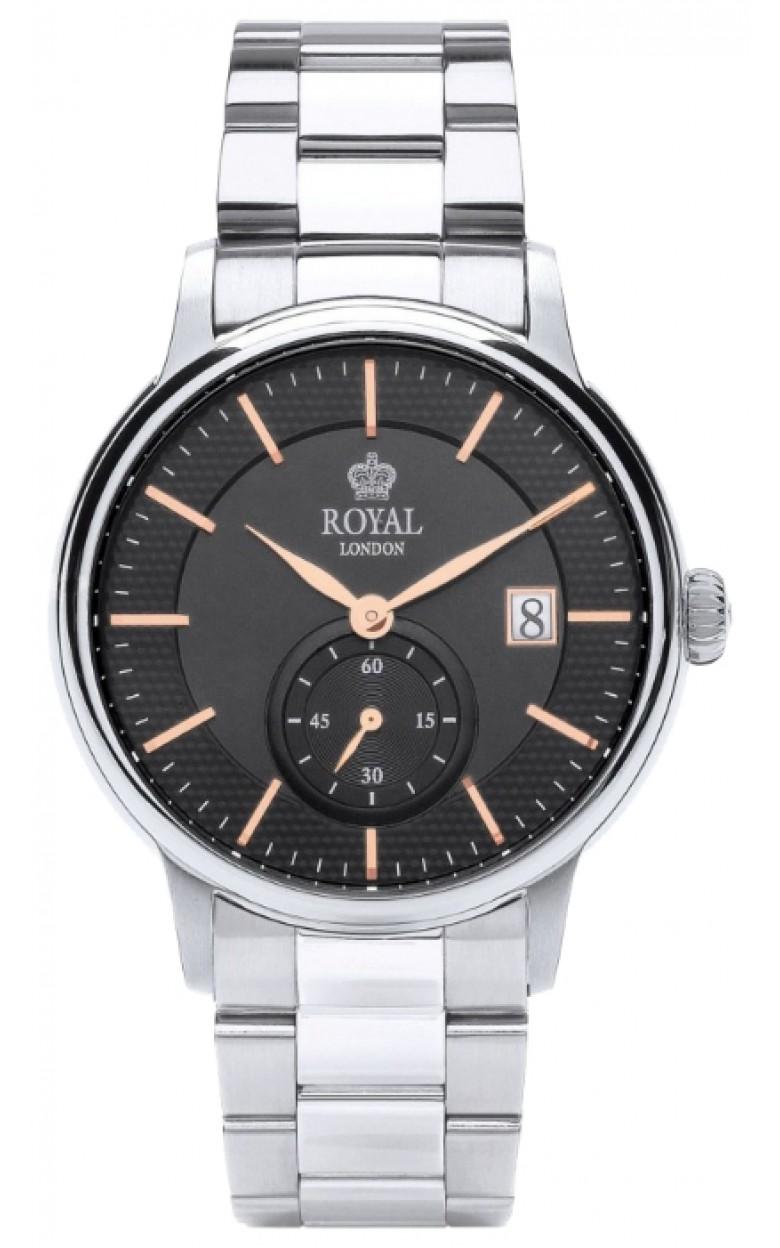 41231-06  мужские кварцевые наручные часы Royal London
