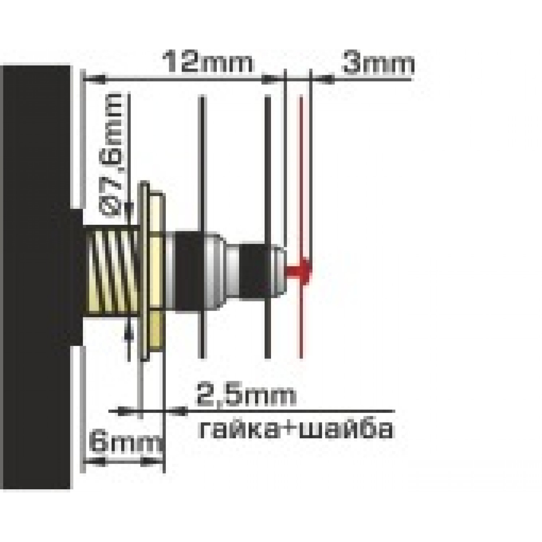 КП12-0114 Комплект Гранд Тайм с кварцевым механизмом плавного хода