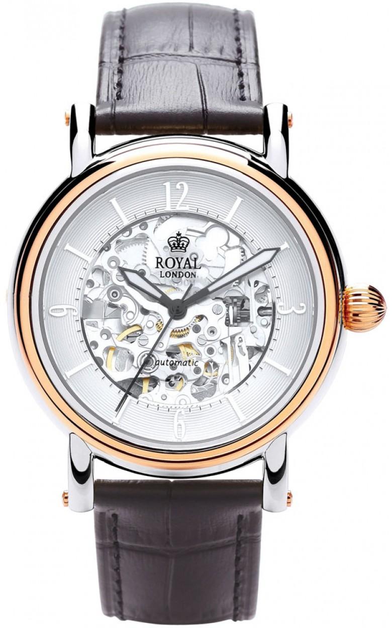 41150-04  мужские кварцевые часы Royal London