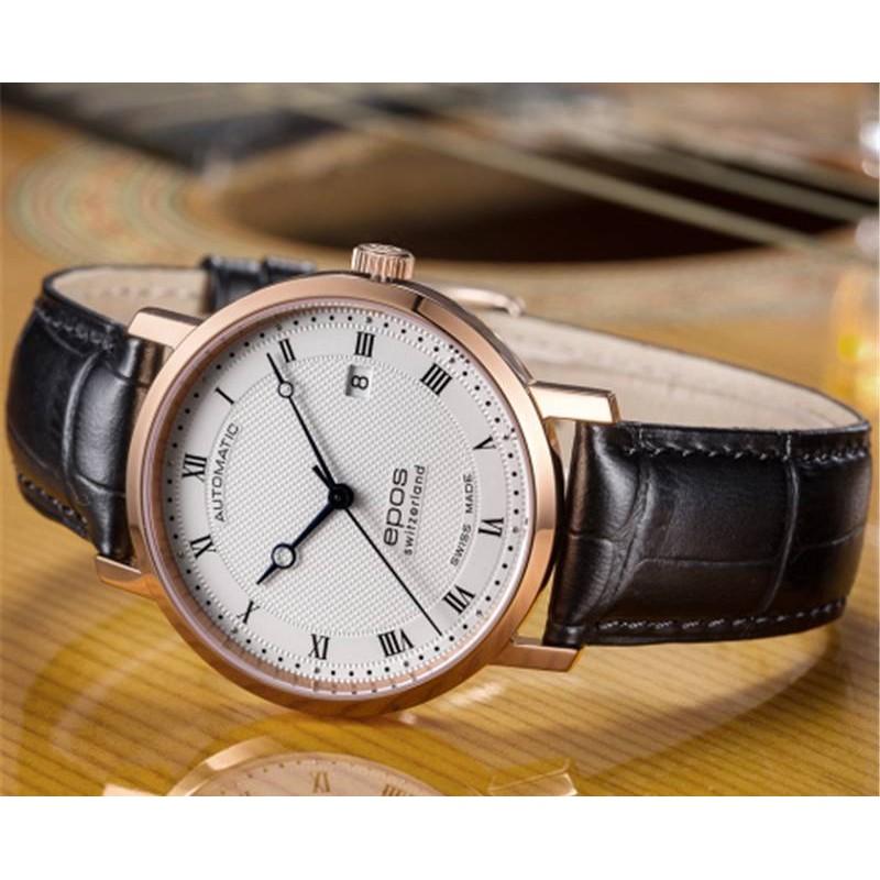 3387.152.24.28.15 швейцарские наручные часы Epos с сапфировым стеклом 3387.152.24.28.15