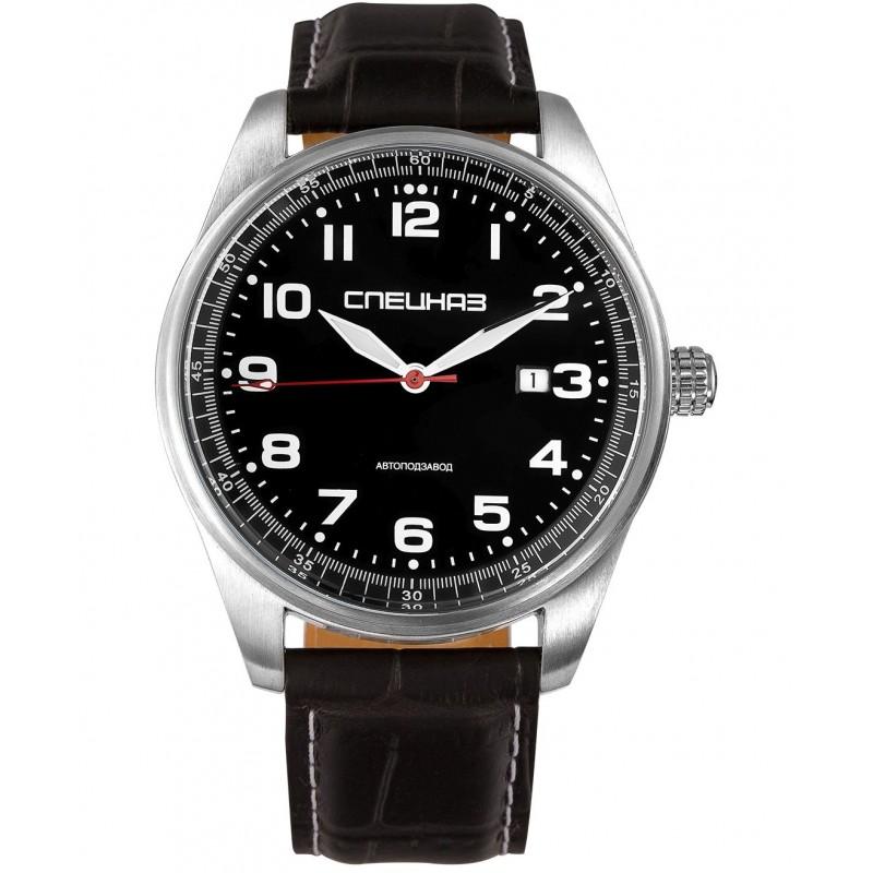 С9370270-8215 российские механические с автоподзаводом наручные часы Спецназ