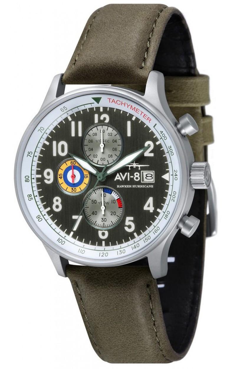 AV-4011-0G  часы AVI-8  AV-4011-0G