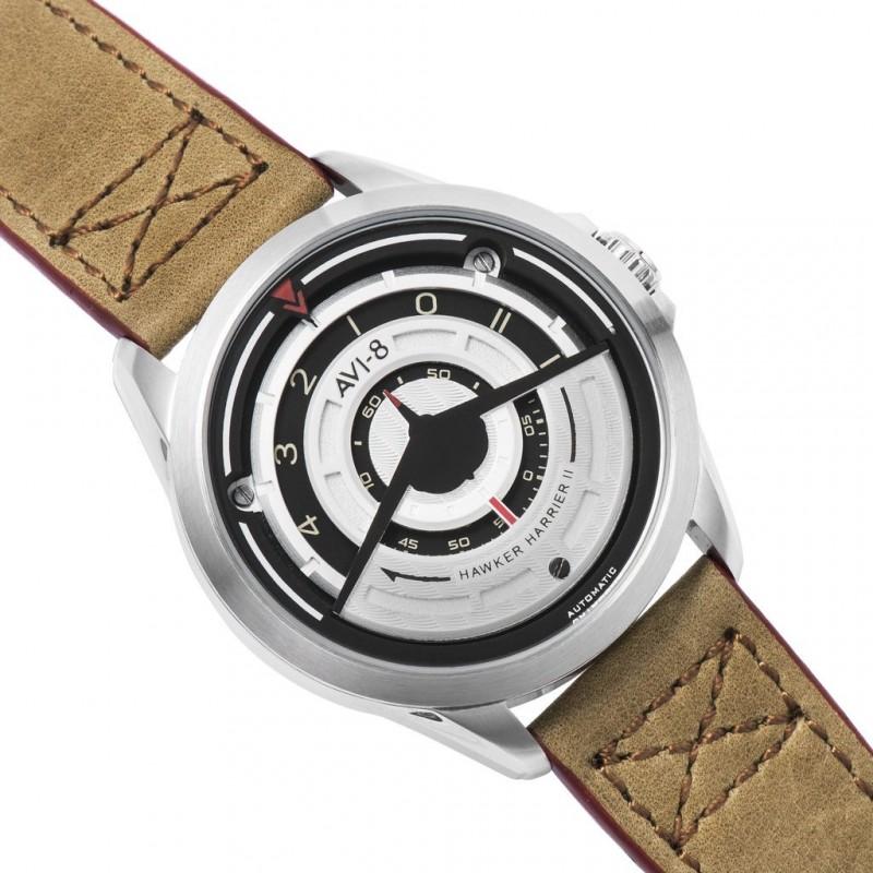 AV-4047-01  мужские наручные часы AVI-8 с сапфировым стеклом AV-4047-01