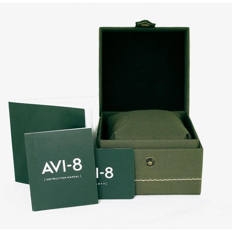 AV-4050-06  наручные часы AVI-8 для мужчин  AV-4050-06