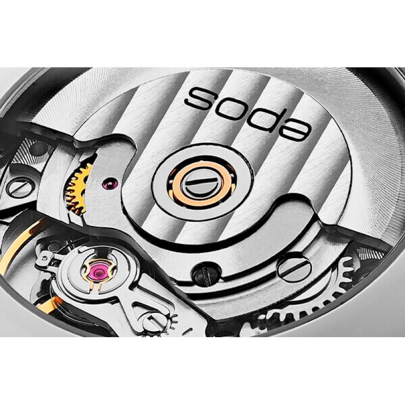3501.132.20.16.25  механические с автоподзаводом часы Epos  3501.132.20.16.25