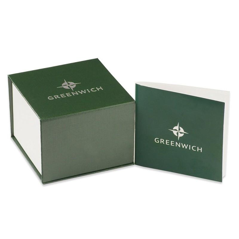 GW 012.27.38  кварцевые наручные часы Greenwich для мужчин  GW 012.27.38