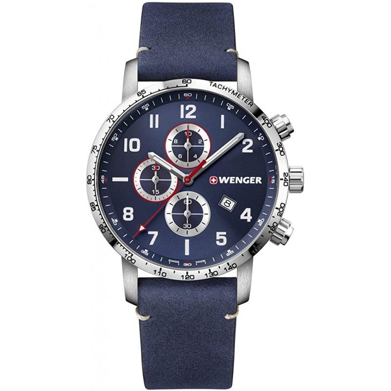 01.1543.109  кварцевые наручные часы Wenger  01.1543.109