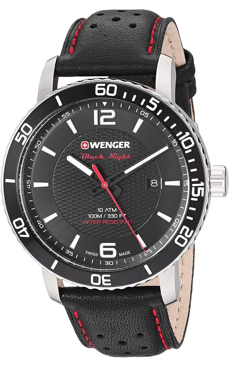 01.1841.101  кварцевые наручные часы Wenger  01.1841.101