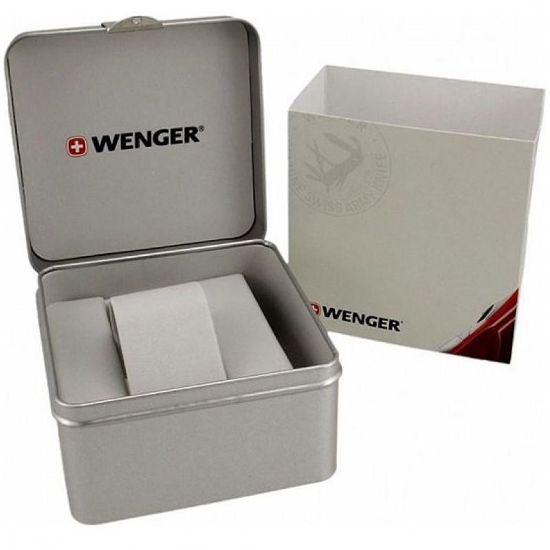 01.1841.104  кварцевые часы Wenger  01.1841.104