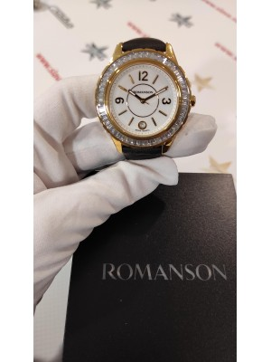 Romanson Romanson Leather RL 0360Q UG(WH)_ucenka