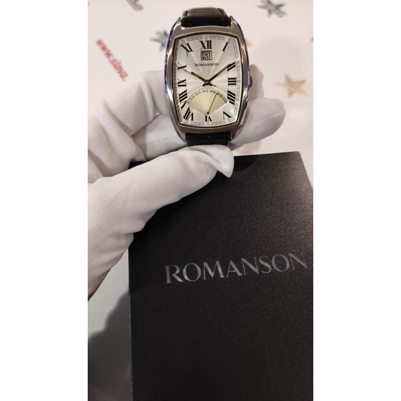 TL 0394 MC (WH)_ucenka Часы наручные Romanson TL 0394 MC (WH)_ucenka
