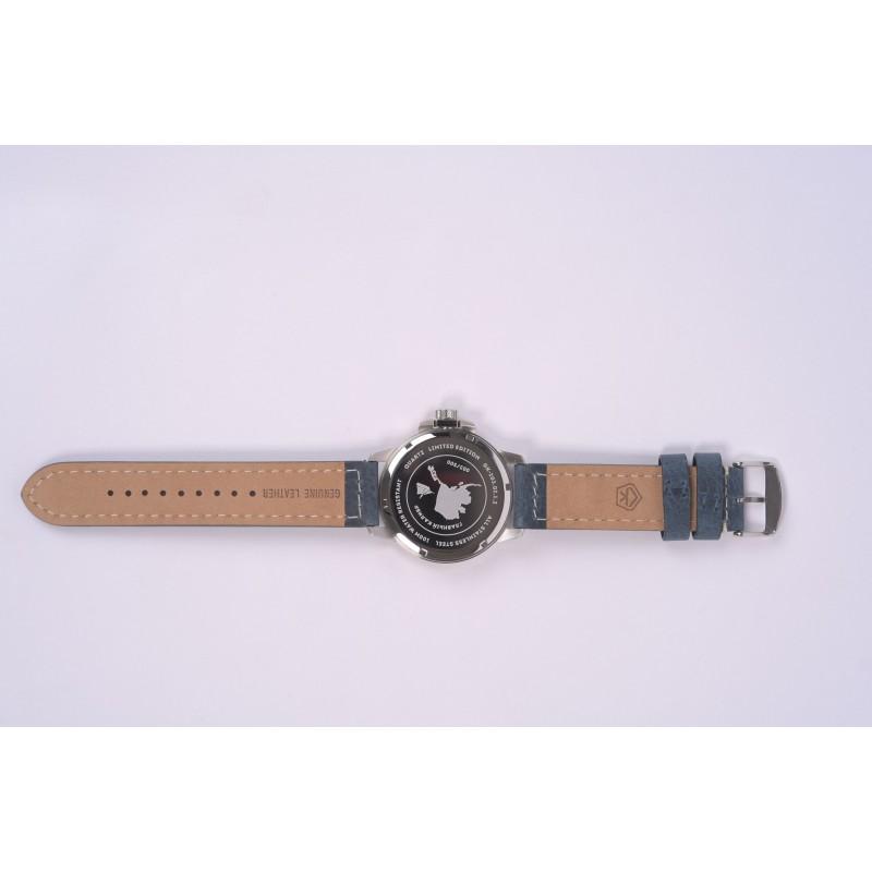 """GK-203.02.1.2  кварцевые наручные часы Главный калибр """"Alaska""""  GK-203.02.1.2"""