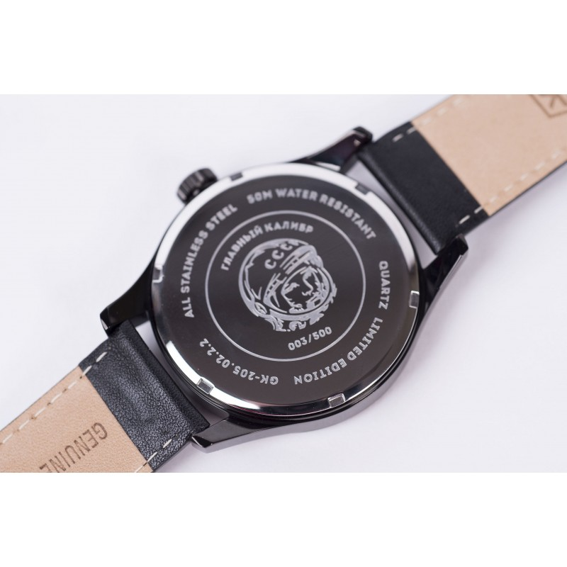 """GK-205.02.2.2  кварцевые наручные часы Главный калибр """"Speis""""  GK-205.02.2.2"""