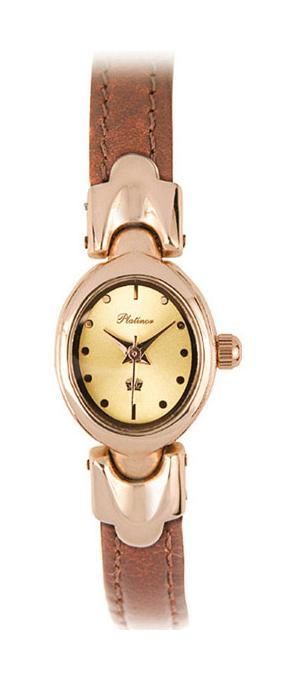 """200450.326  кварцевые наручные часы Platinor """"Марго""""  200450.326"""