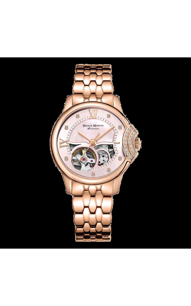 """1850S8B1  механические часы Mikhail Moskvin Elegance """"Elegance"""" с сапфировым стеклом 1850S8B1"""
