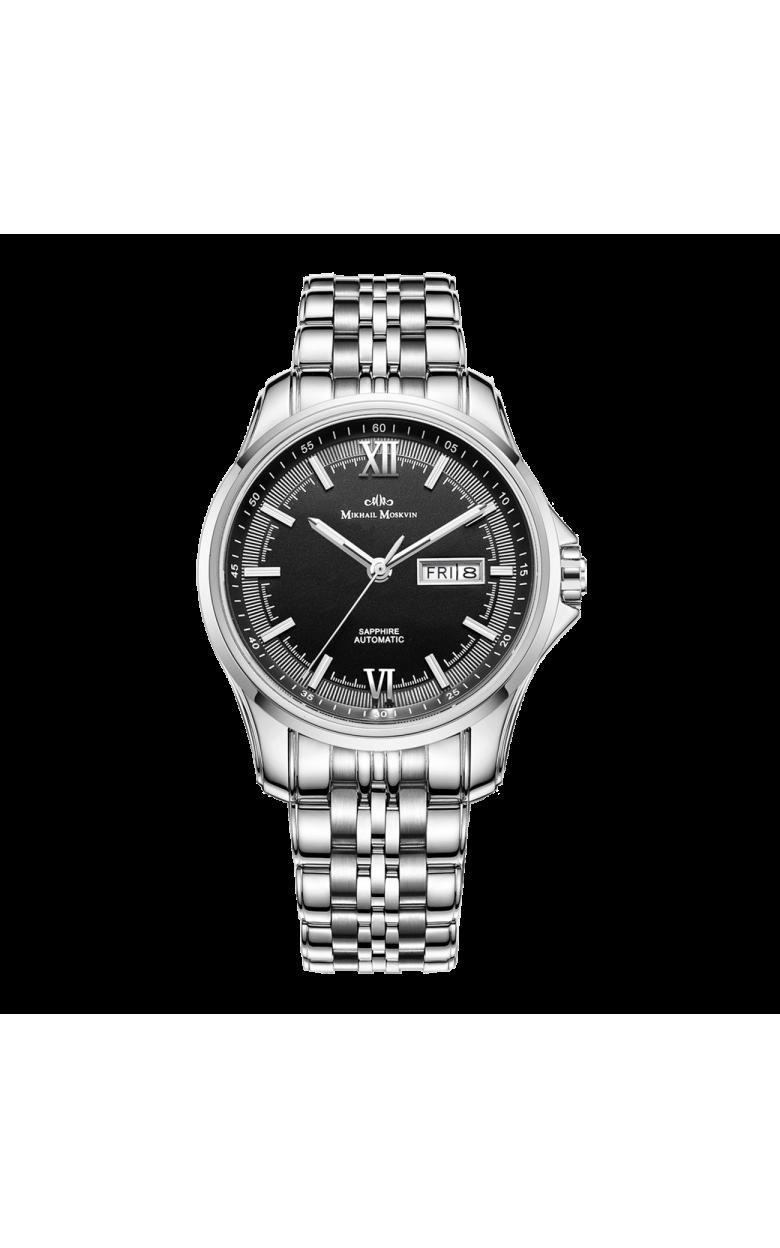 """1181S0B1  механические наручные часы Mikhail Moskvin Elegance """"Elegance"""" с сапфировым стеклом 1181S0B1"""