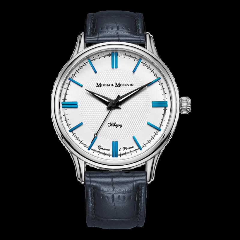 1067A1L1-10  кварцевые наручные часы Mikhail Moskvin  1067A1L1-10