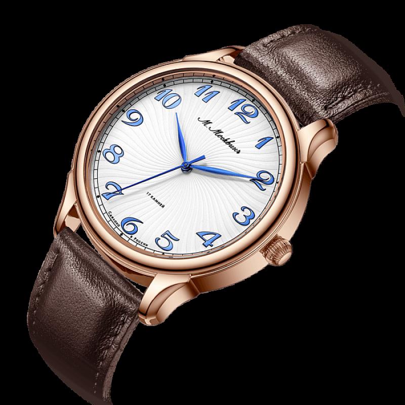 1219A3L3  механические наручные часы Mikhail Moskvin  1219A3L3
