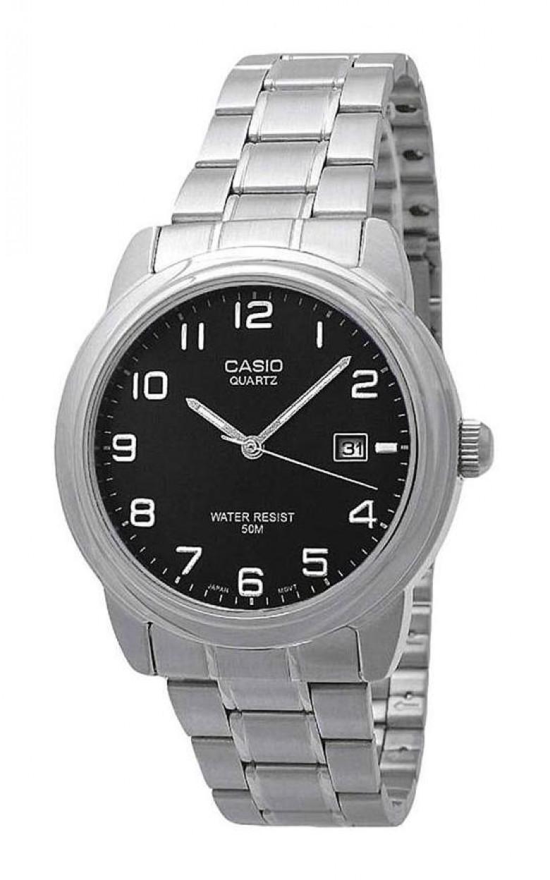 """MTP-1221A-1A  кварцевые наручные часы Casio """"Digital""""  MTP-1221A-1A"""