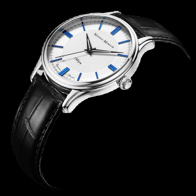 1067A1L1-1  кварцевые наручные часы Mikhail Moskvin  1067A1L1-1