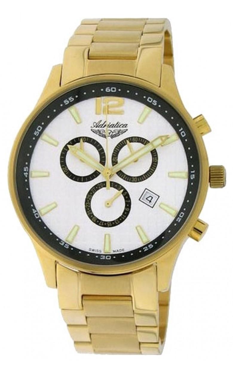 1084.1153CH  кварцевые часы Adriatica  1084.1153CH