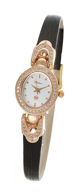 """200456.201  кварцевые наручные часы Platinor """"Марго""""  200456.201"""