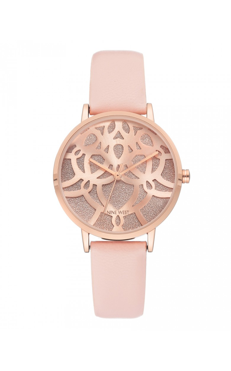 "2198 RGPK  женские кварцевые наручные часы NINE WEST ""Female Collection""  2198 RGPK"