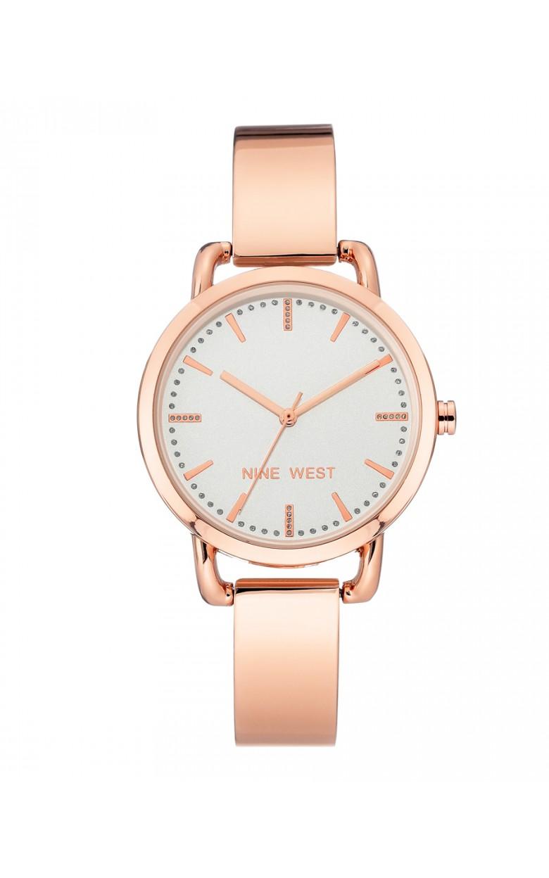 "2214 SVRG  женские кварцевые часы NINE WEST ""Female Collection""  2214 SVRG"