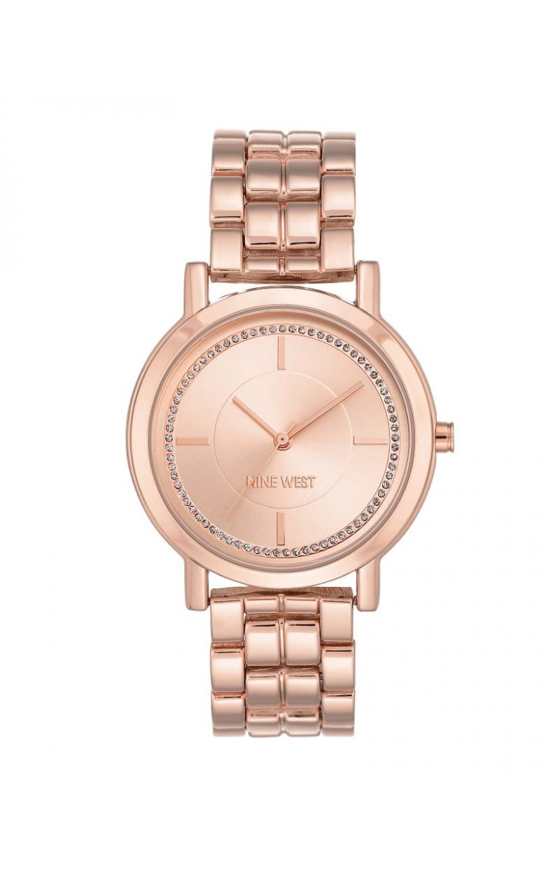 "1642 PKRG  кварцевые наручные часы NINE WEST ""Female Collection"" для женщин  1642 PKRG"