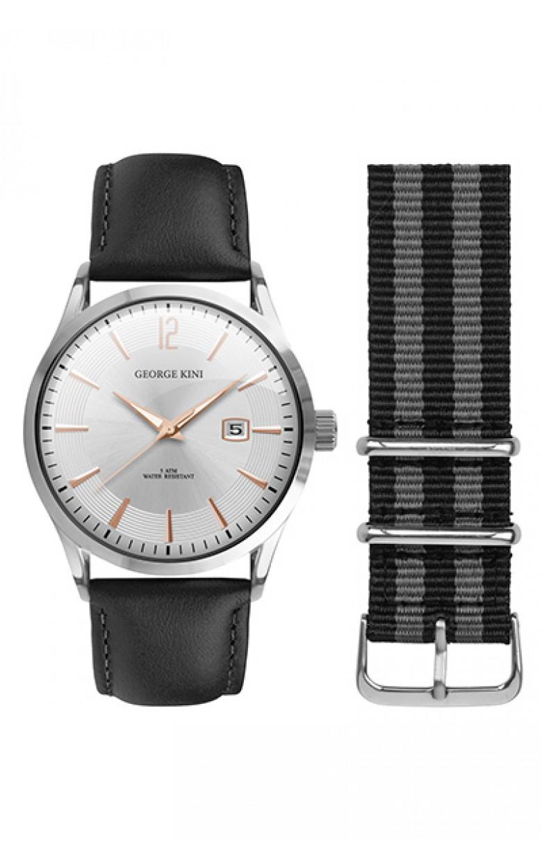 GK.11.1.1R.16  кварцевые наручные часы George Kini