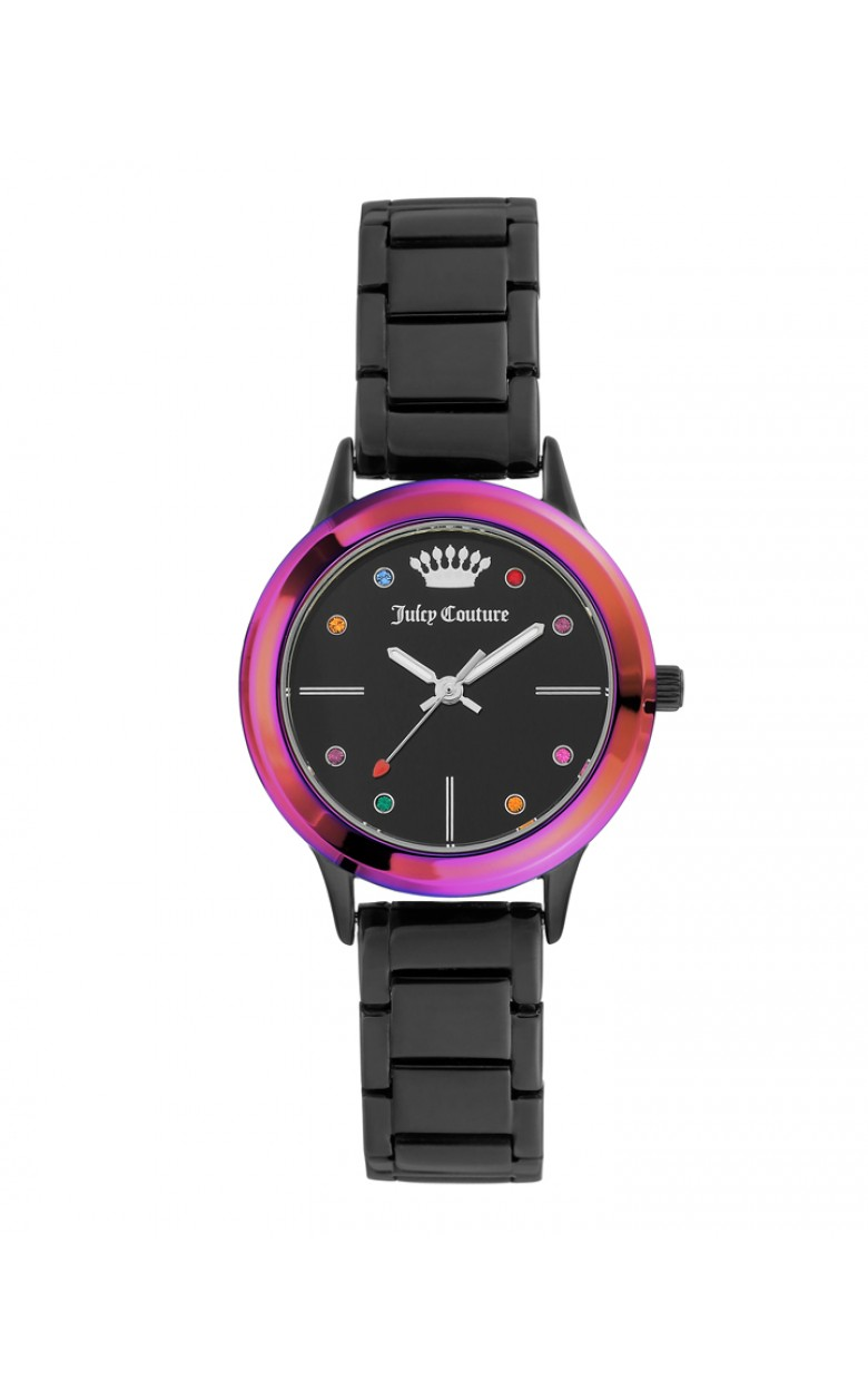 """JC 1051 MTBK  кварцевые наручные часы Juicy Couture """"CLASSIC"""" для женщин  JC 1051 MTBK"""