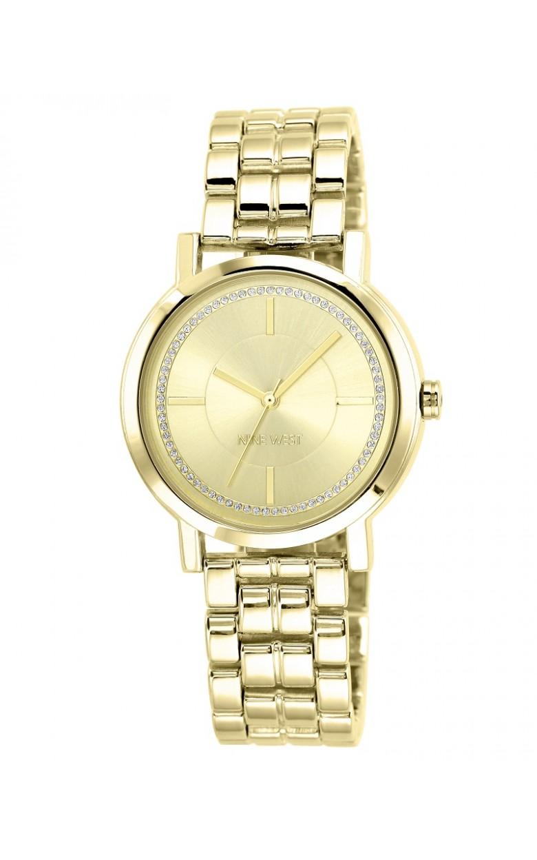 """1642 CHGB  кварцевые наручные часы NINE WEST """"Female Collection""""  1642 CHGB"""