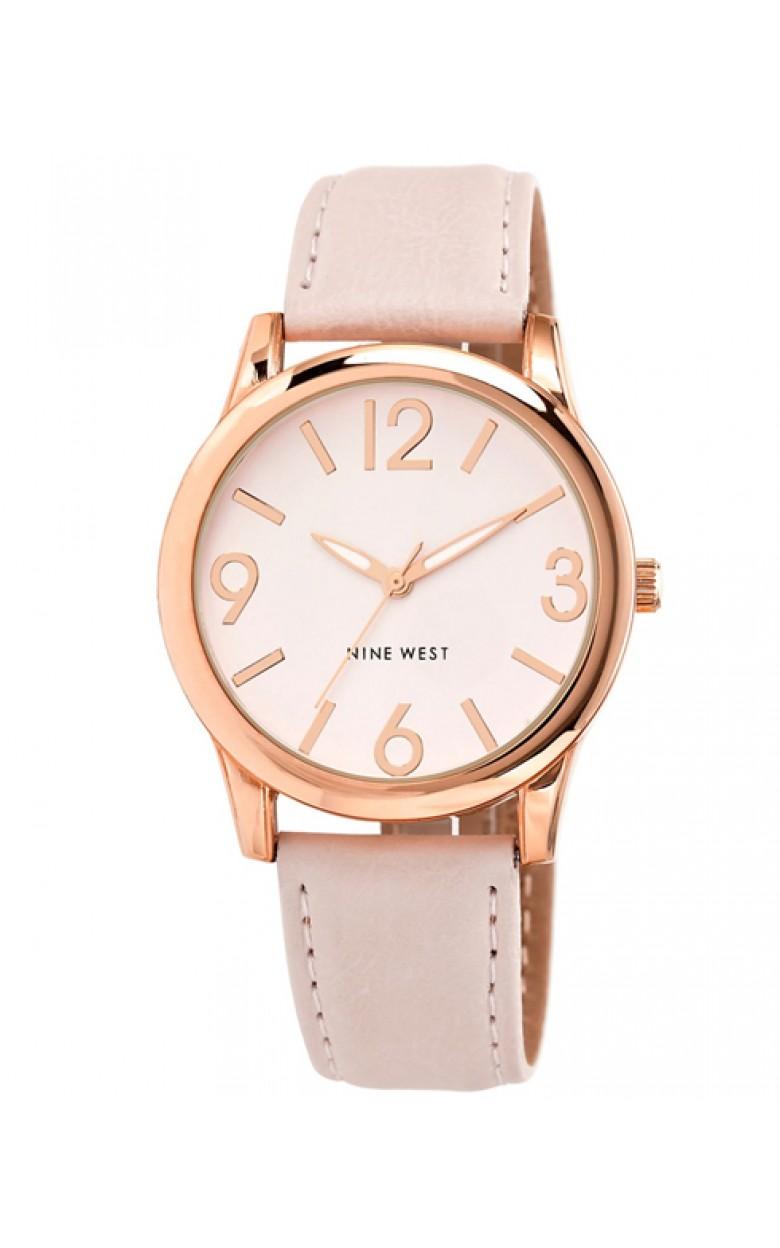 """1158 PKRG  женские кварцевые часы NINE WEST """"Female Collection""""  1158 PKRG"""