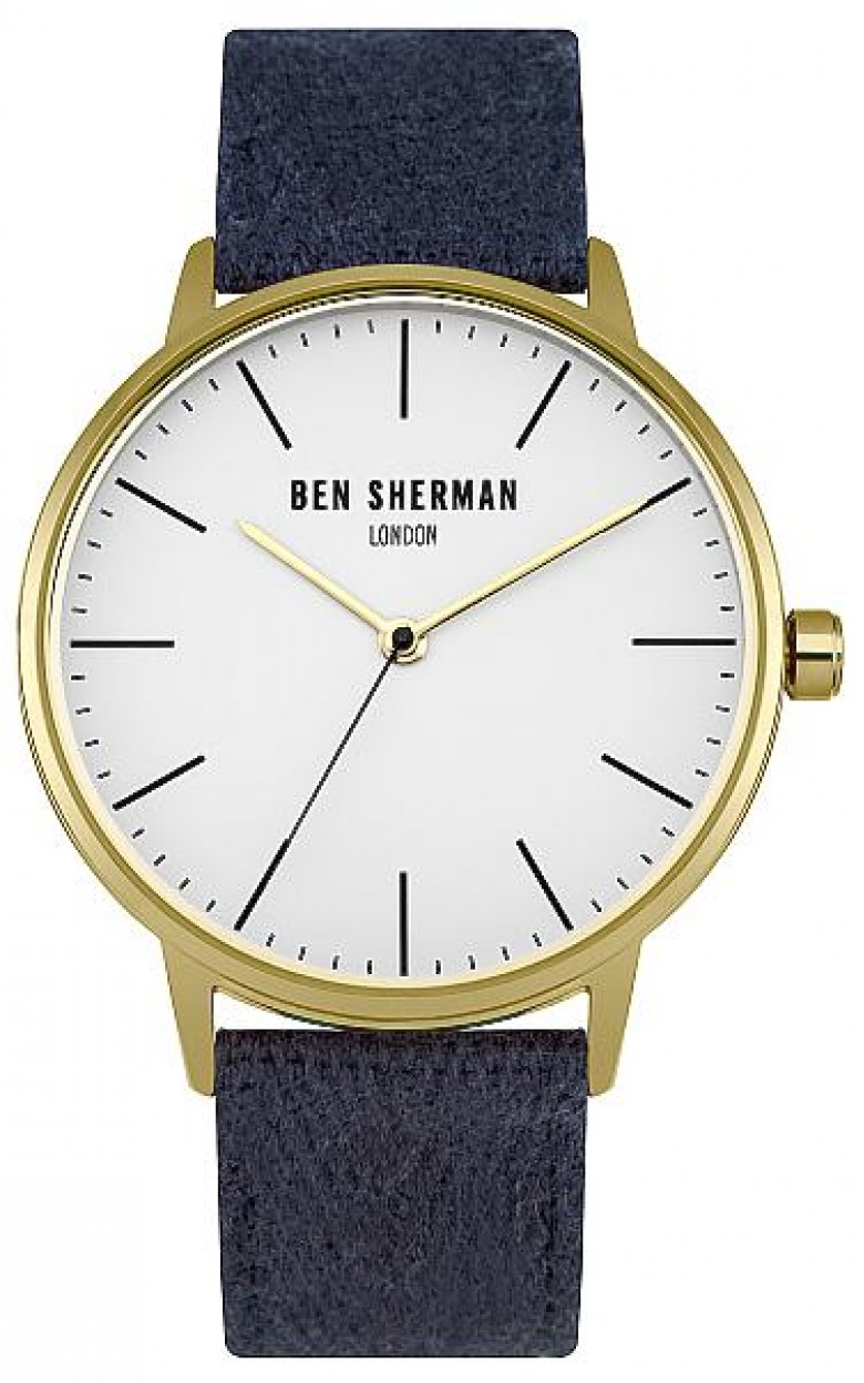"""WB009UG  кварцевые наручные часы Ben Sherman """"Portobello"""" для мужчин  WB009UG"""