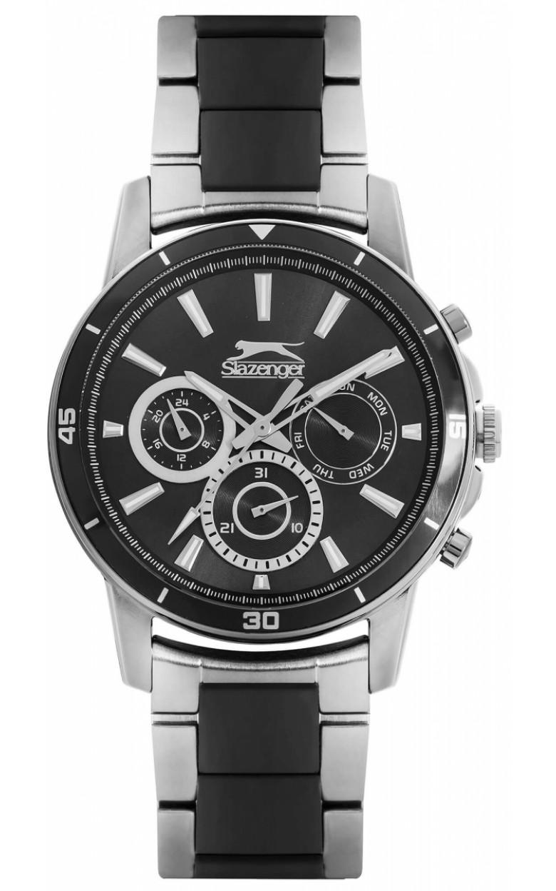 SL.09.6190.2.01  кварцевый хронограф наручные часы Slazenger для мужчин  SL.09.6190.2.01