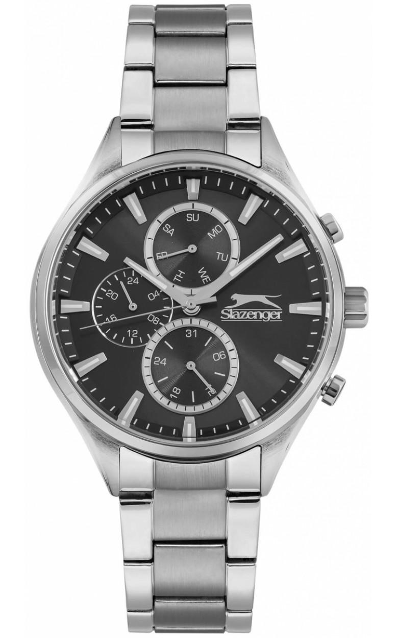 SL.09.6206.2.01  кварцевые с функциями хронографа наручные часы Slazenger  SL.09.6206.2.01