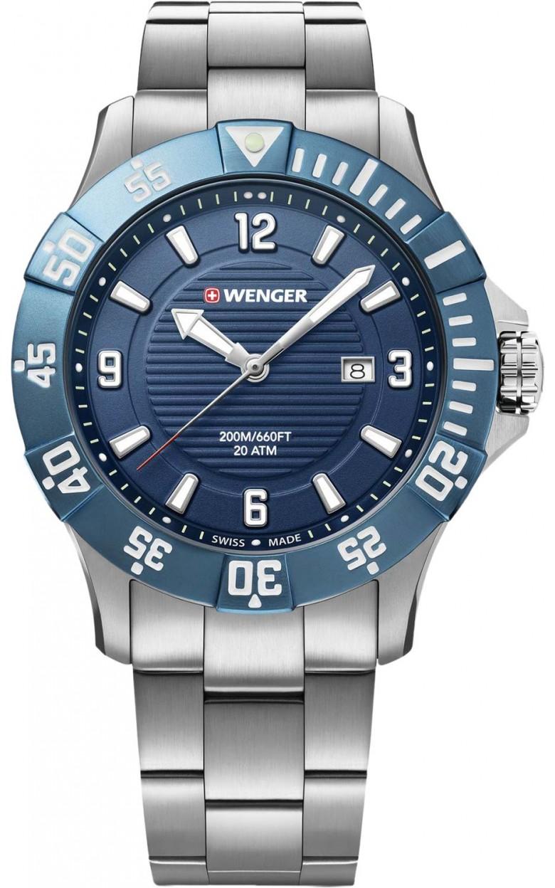 01.0641.133  кварцевые наручные часы Wenger  01.0641.133