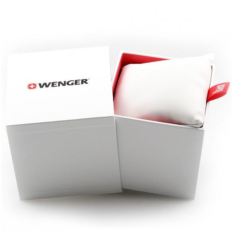 01.0641.135  кварцевые наручные часы Wenger  01.0641.135