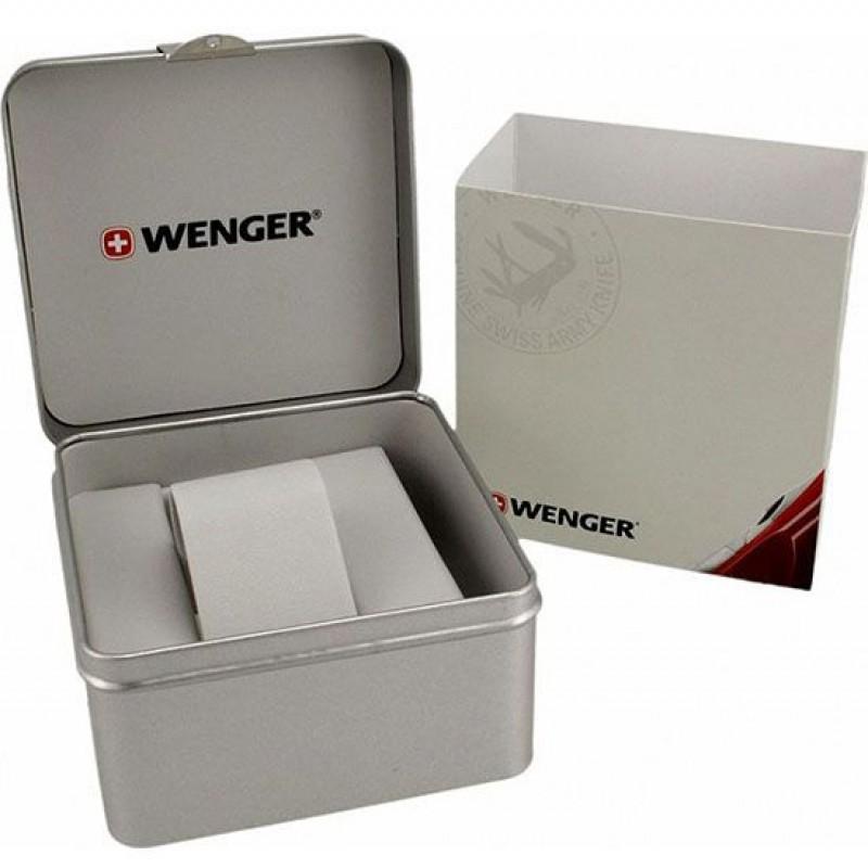 """01.1743.120 швейцарские часы Wenger """"Urban Classic""""  01.1743.120"""